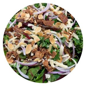Hearty Green Salad