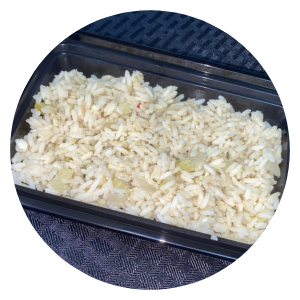 Lemon-Thyme Scented Rice