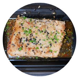 Sesame Crusted Mahi Mahi Filets (1)