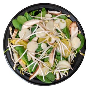 Special Spinach Salad