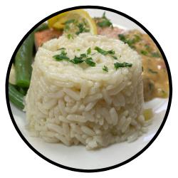 Savory white Rice
